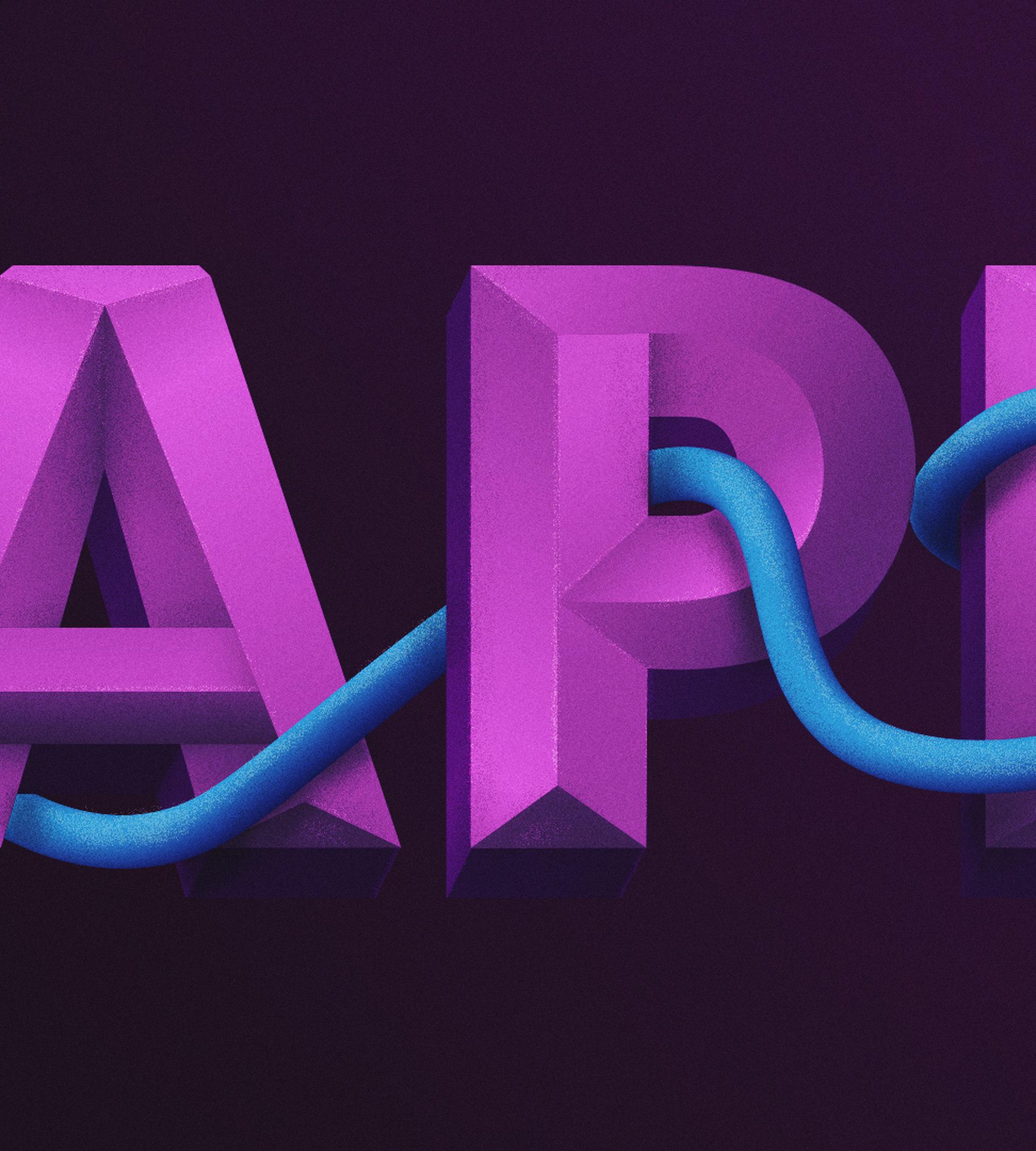 BLOGG ── VAD ÄR ETT API?